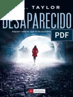 Desaparecido - C. L. Taylor.pdf