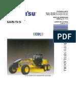 Motoniveladora GD 675.pdf