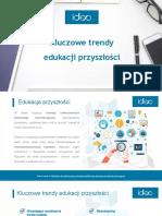 Kluczowe Trendy Edukacji Przyszłości