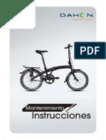 Espa Ol Instrucciones de Servicio Spanish Service Instructions