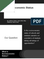 socioeconomic status ppt