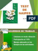 Test de Naipes