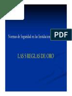 5 Reglas de Oro (2011 - 01).pdf
