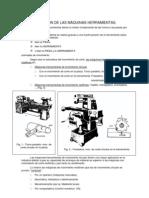Máquina-Herramienta clasificacion