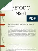 METODO INSHT