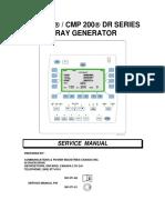 901471 Cmp200dr Service Manual