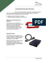 7- Módulo de Comunicaciones Del Vehículo