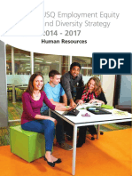 Equity and Diversity Strategy