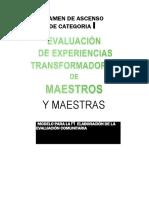 Evaluacion de Experiencias Transformadoras 2