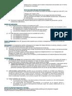Resumen derecho laboral argentino