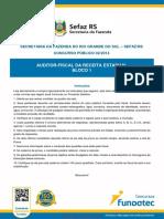 Auditor Fiscal Da Receita Estadual