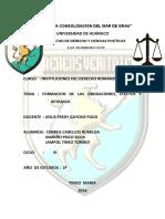 Derecho de Obligaciones 1