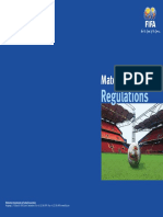 Match Agents Regulations Efsd 2003 938