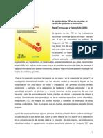 Lugo_Kelly_La gestión de las TIC en las escuelas