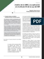 Marco Normativo de La UMA y Su Aplicación Consultorio Fiscal Marzo 2017