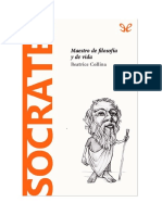 Serie Descubrir La Filosofia - 41 - Beatrice Collina - Socrates - Maestro de Filosofia y de Vida Pt1