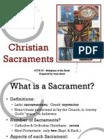 Sacraments Individual Details