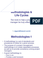 Methodologies and Life Cycles