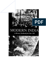 Modern India Bipan Chandra