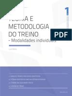 Metodologia Do Treinamento Individual