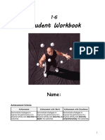 1 6 student workbook