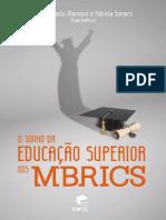 O Sonho Da Educação Superior No MBRics