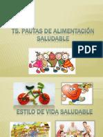 Pautas de una alimentación saludable.pptx