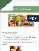 Educación nutricional