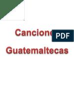 40 Canciones Guatemaltecas e Infantiles