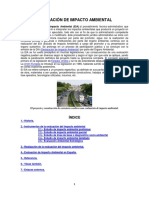 Evaluación de Impacto Ambiental - Teoría ...