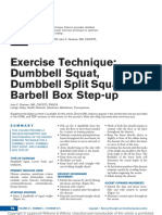 Exercise Technique Dumbbell Squat, Dumbbell Split.10[1]