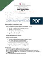 Criterios de Trabajo Final MACRO 2010-02