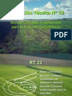 RT 22 - Actividades Agropecuarias argentina resumen