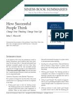 HowSuccessfulPeopleThink.pdf