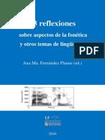 53 Reflexiones sobre aspectos de la fonética y otros temas de lingüística