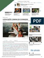 A Educação Cubana Em 18 Imagens - Spotniks