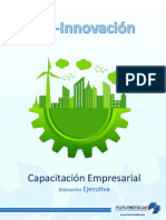 Ecoinnovación Capacitación -Innovación en sostenibilidad