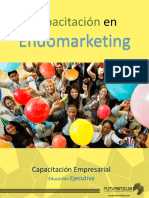 Capacitación en Endomarketing (Marketing interno)