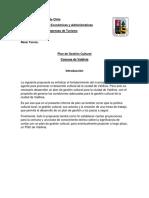 Plan de Gestion Cultural - Valdivia