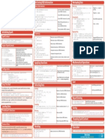 PySpark Cheat Sheet Python