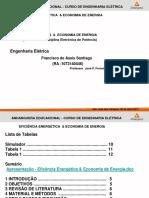 Eficência Energética & Economia de Energia