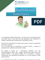 15 Valoracion Positiva Entre Pares