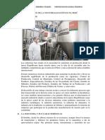 Desafios de La Ndustrialización en El Perú