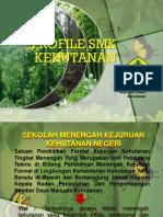 Profile SMK Kehutanan