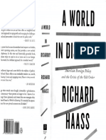 Richard Haass - A world in disarray
