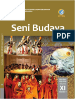 Seni Budaya Buku Siswa Kelas XI Semester 1