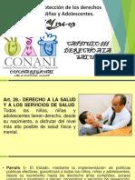 Ley 136-03 Derecho a La Salud