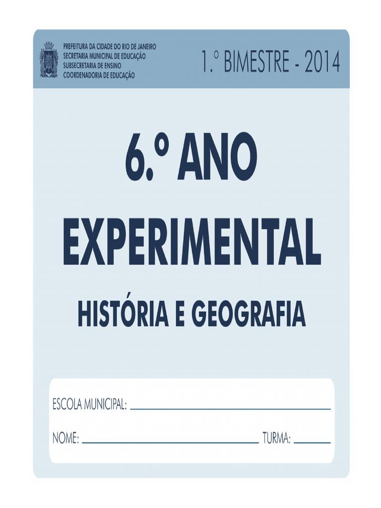 78caf9cde HG6_EXPERIMENTAL_ALUNO_2014.pdf