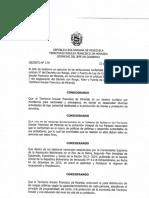 Decreto N 179 Del 22-06-2016 (Permiso de Expendio de Licores-T. Insular)