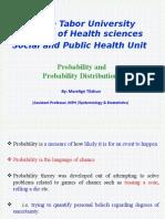 Probability & Probability Distribution 2